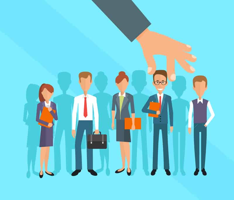 Job Interview Candidate Recruitment