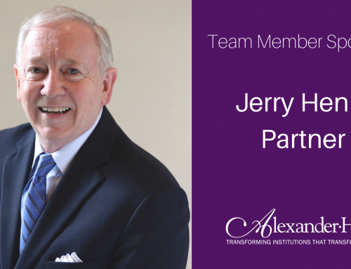 Team Member Spotlight: Jerry Henry