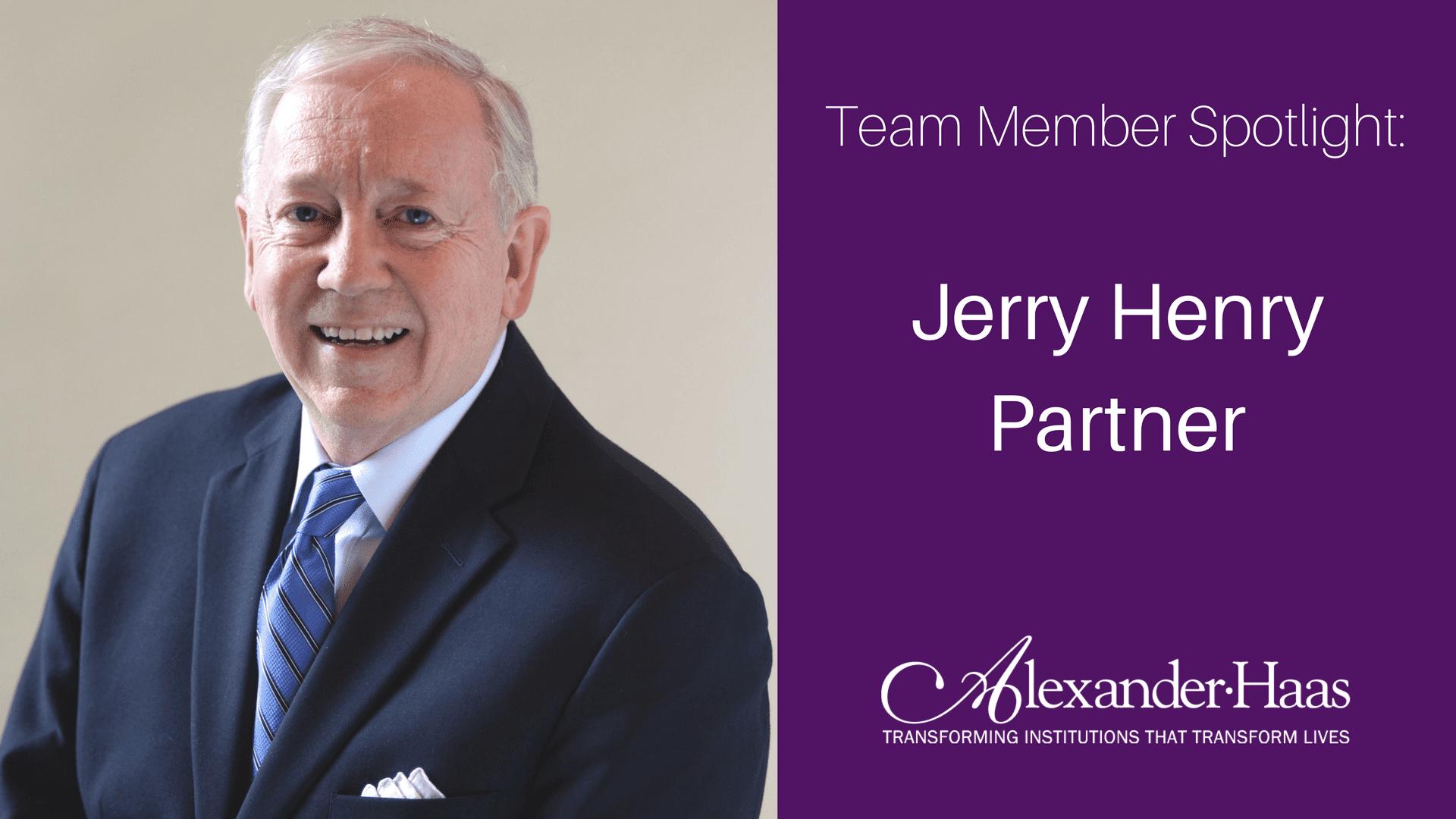 jerry henry spotlight