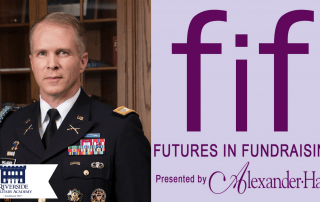 Fundraising Podcast | Developing Young Leaders | Col. William Gallagher
