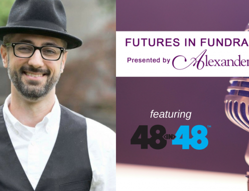 48 Nonprofits, 48 Websites, 48 Hours with Adam Walker