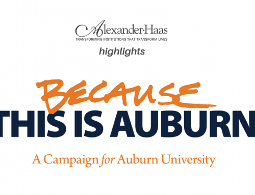 "Client Highlight: ""Because This is Auburn"" Campaign"