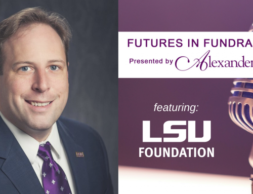 Higher Ed Metrics, Accountability and Culture Building with LSU Foundation's Daniel Bozard