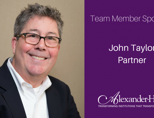 Team Member Spotlight: John Taylor