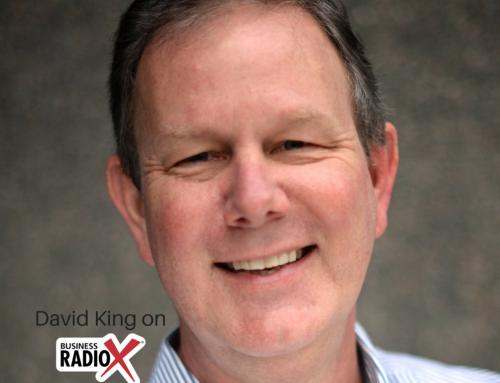David King Live on Business RadioX